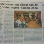 Artikel 6 april 2016 - Hellevoetse Post/ Brielse Courant